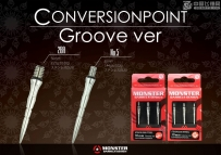 MONSTER Conversion point GROOVE 2BA / No.5